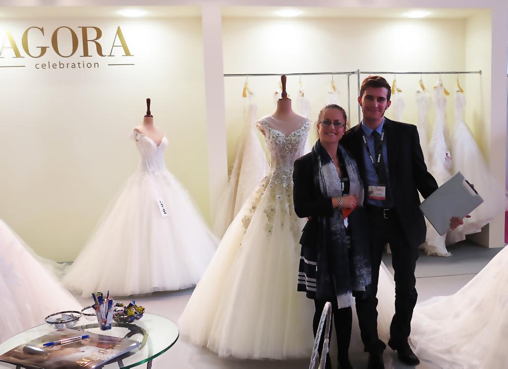 Agora - Bröllopskänningar för drottning och partyprinsessa.